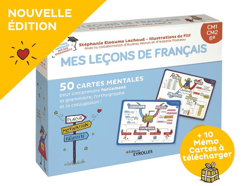 Mes leçons de français cycle 3