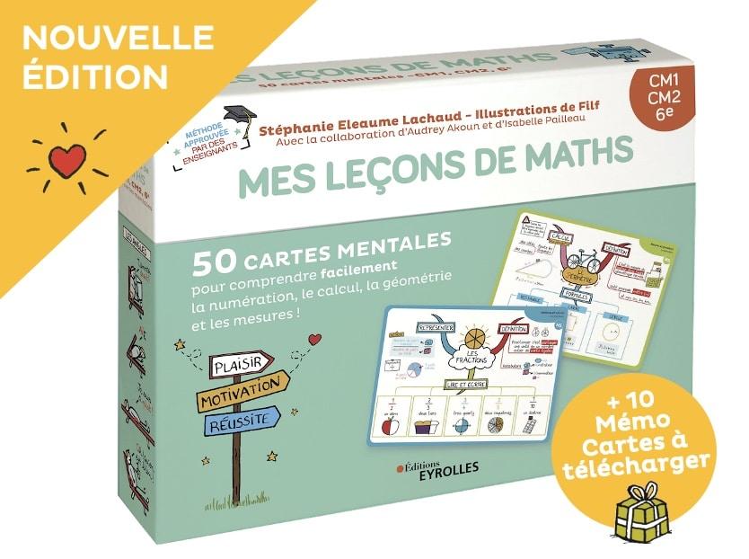 Mes lecons de maths cycle 3 Nouvelle edition