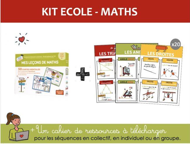 Kit ecole maths