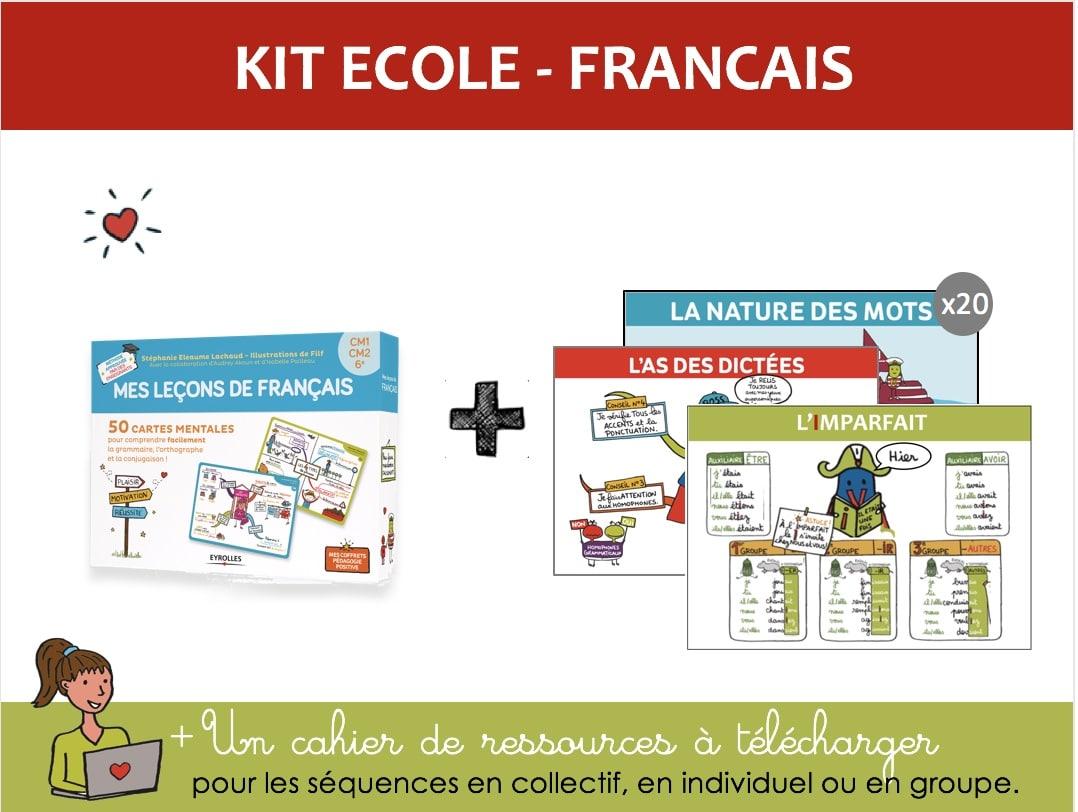 kit ecole francais