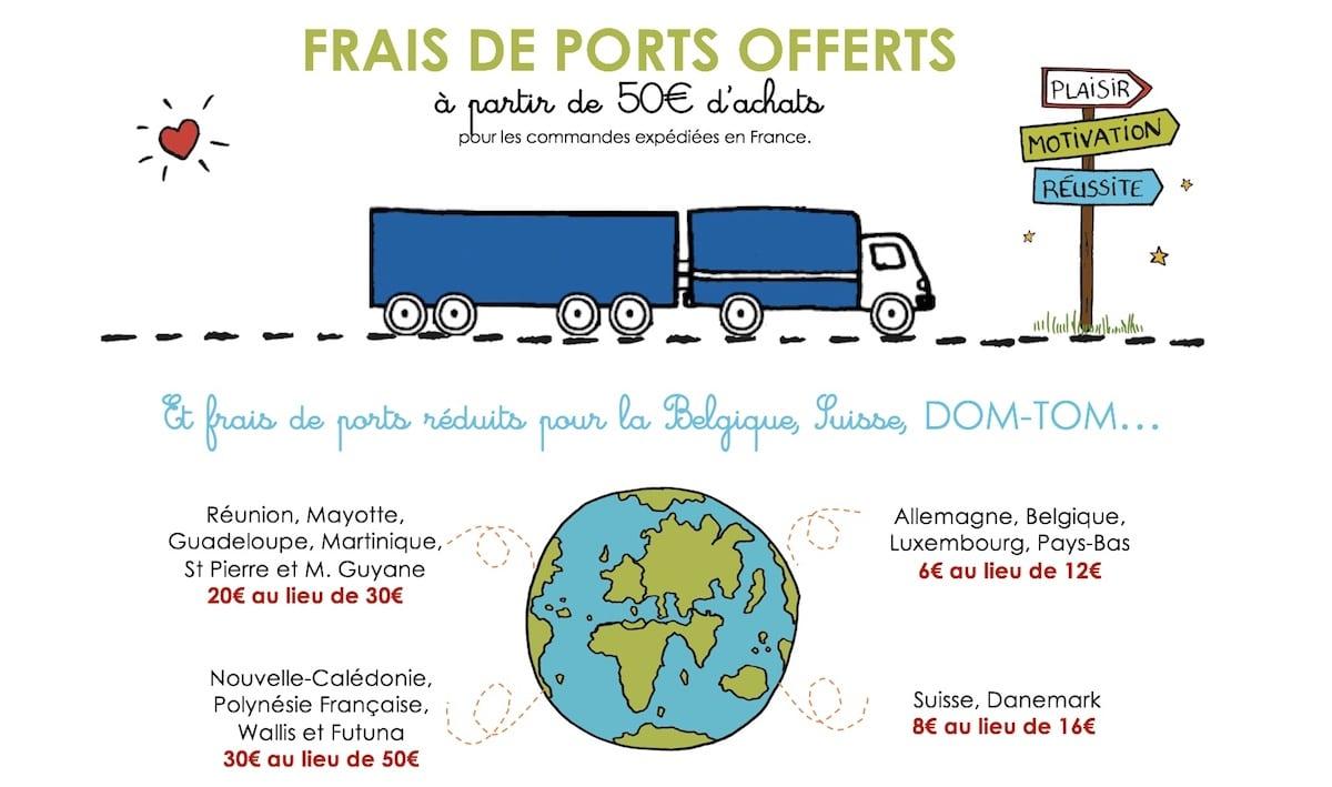 Frais-Port-Monde