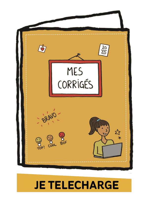 Corrigés cahier activités