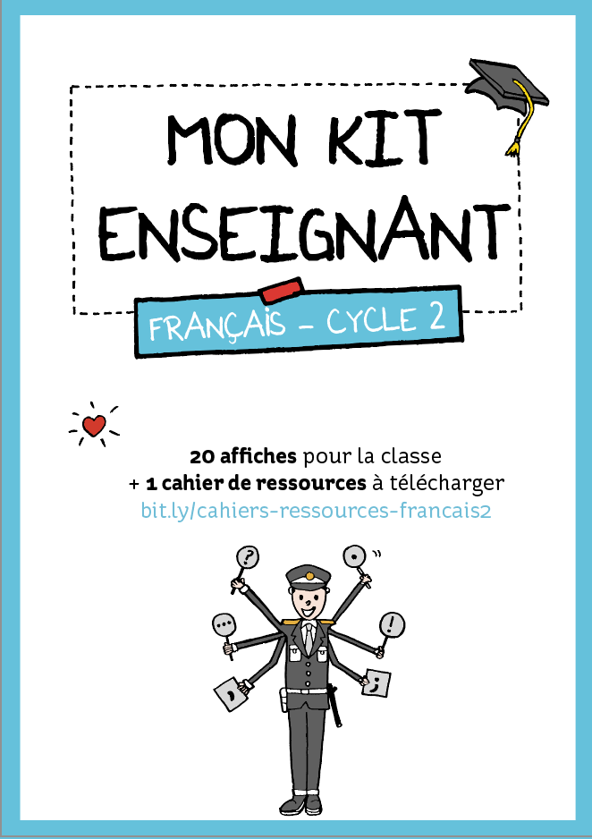 KIT ENSEIGNANT-Francais Cycle 2