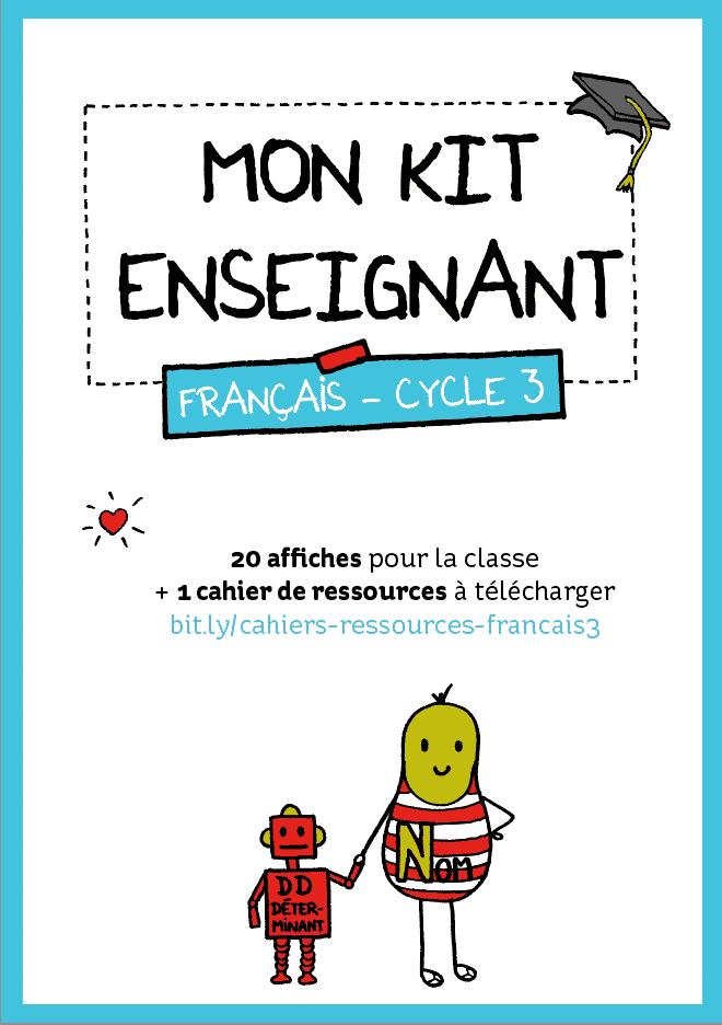 KIT ENSEIGNANT-Francais Cycle 3