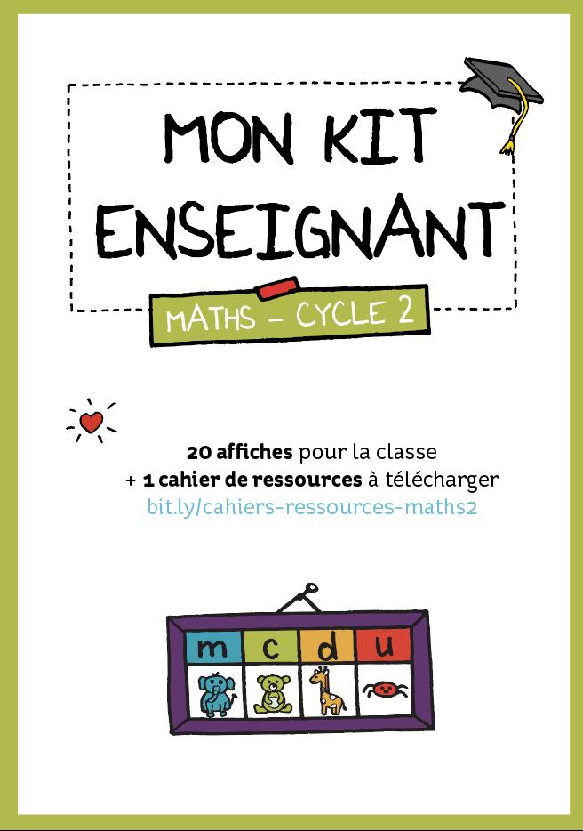 KIT ENSEIGNANT-Maths Cycle 2