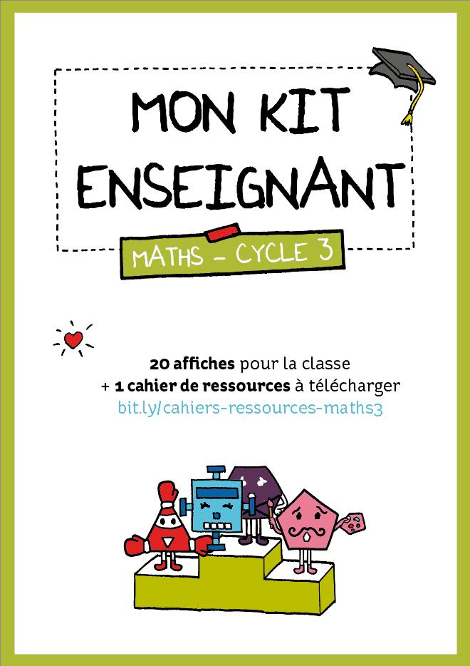KIT ENSEIGNANT-Maths Cycle 3