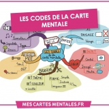 LES CODES DE LA CARTE MENTALE