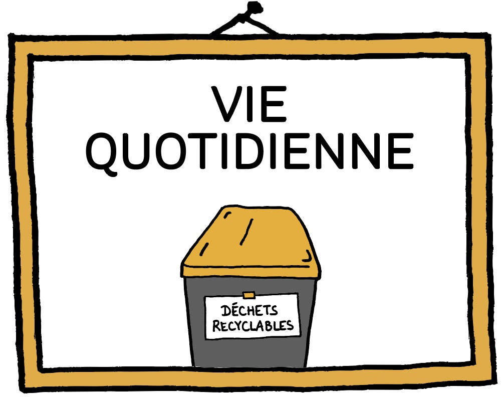 Selection Vie quotidienne