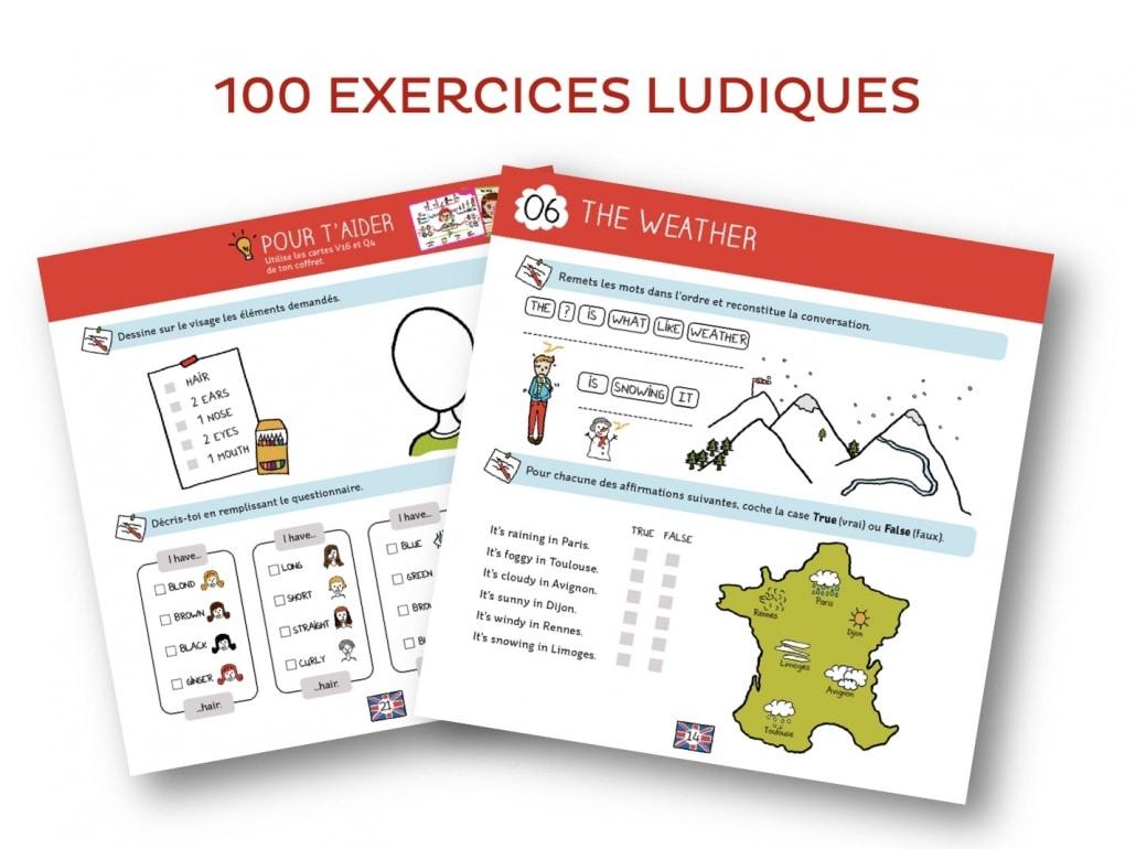 Cahier D Exercices Pour Devenir Un As En Anglais