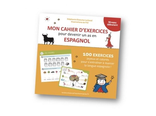 Cahier exercices espagnol