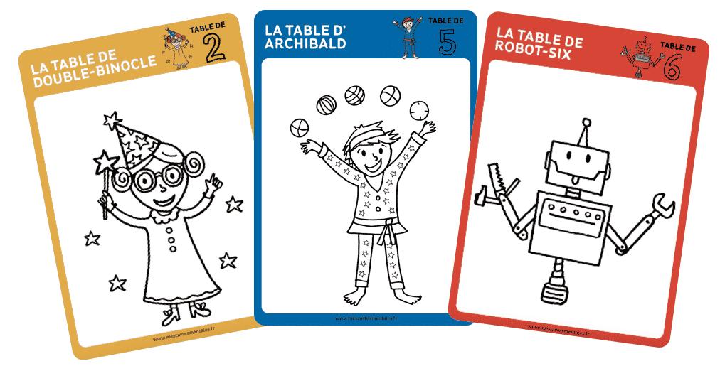 Jeux Revise Ressources Pour S Entrainer Aux Tables De Multiplication