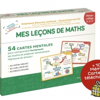 Cartes mentales maths cycle 4 collège