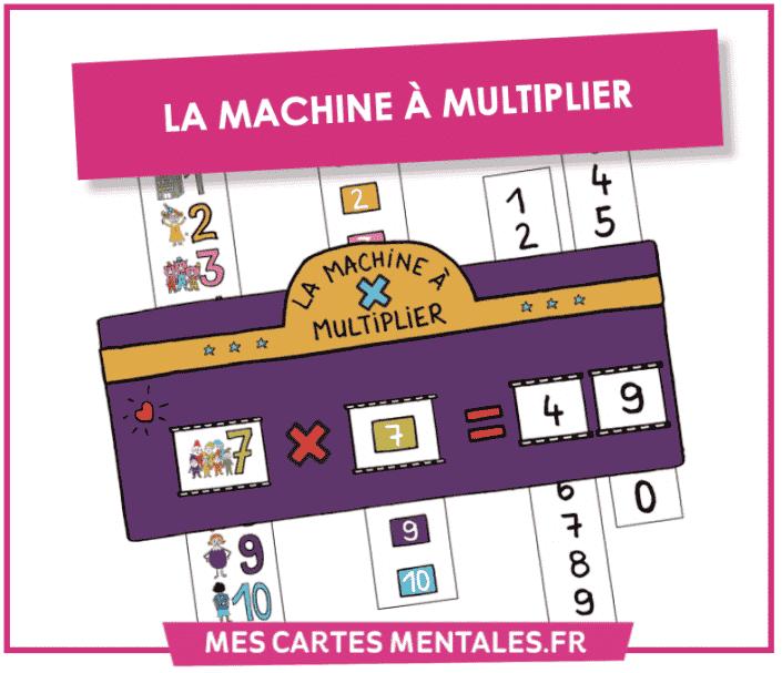 Machine à multiplier