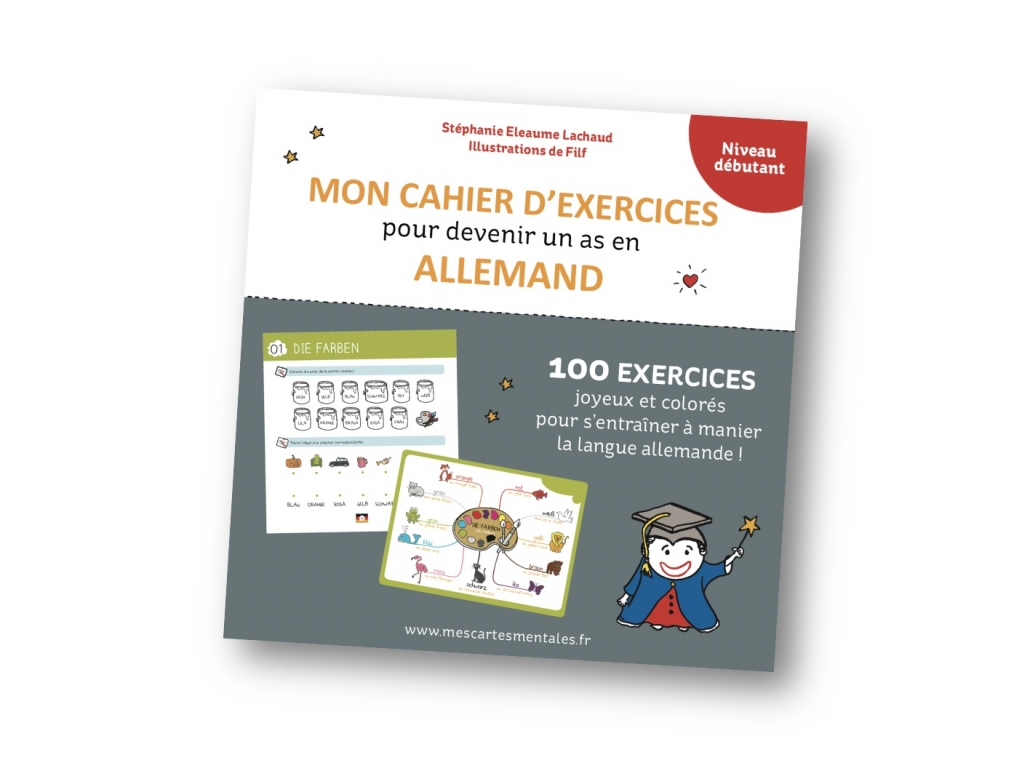 Cahier d'exercices d'allemand