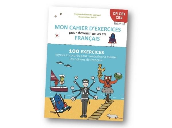 Cahier exercices francais