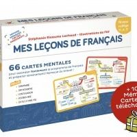 Coffret cartes mentales collège francais