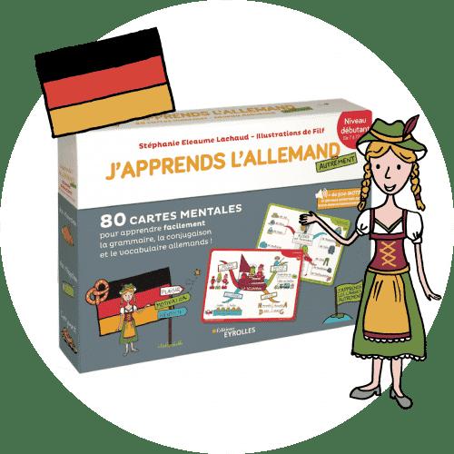 J'apprends l'allemand